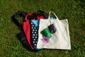 Mehrwegtaschen schonen die Umwelt