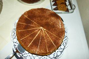 Apfel-Wein-Kuchen