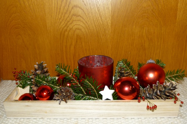 Schöne Adventsdekoration für drinnen und draußen einfach selber machen