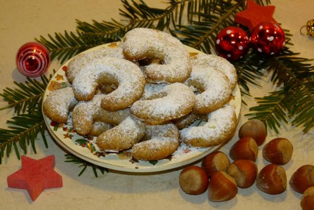 Vanillekipferl — ein Klassiker unter den Weihnachtsplätzchen