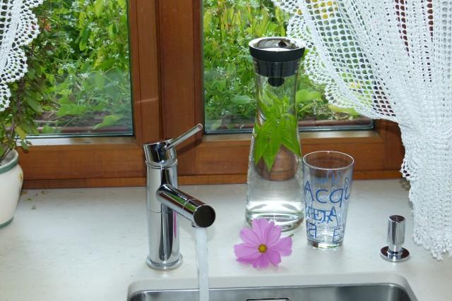 Leitungswasser trinken — oder Mineralwasser?