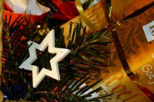 Zu Weihnachten eine Karte schreiben