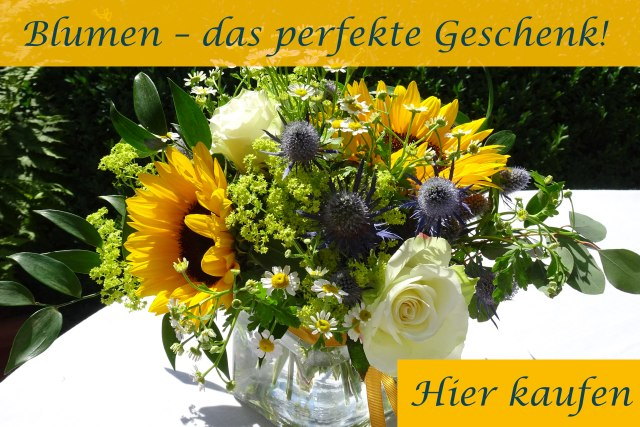 Blumenstrauß zum Muttertag schenken