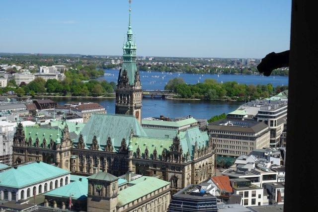 Städtetrip nach Hamburg